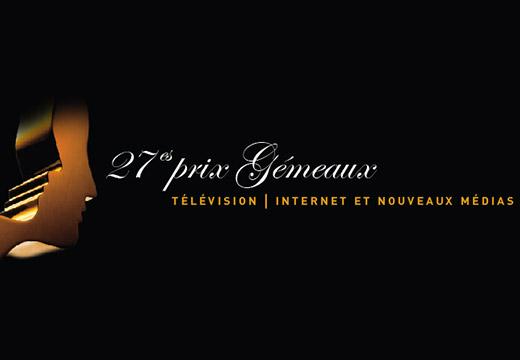 L'envol des Aigles : winner of two Gémeaux awards